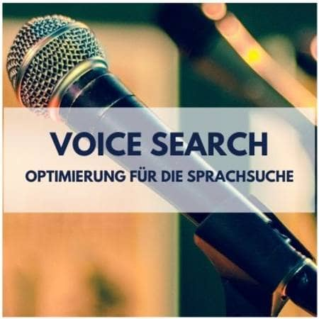 Voice Search SEO Optimierung Puetter Online Marketing Blog