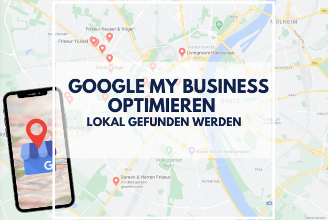 Google my Business Puetter Online Marketing Köln