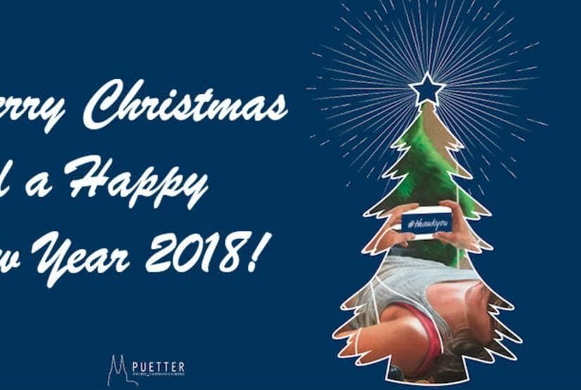 Oh du Fröhliche: Danke für ein tolles Jahr 2017 / Online Marketing Blog