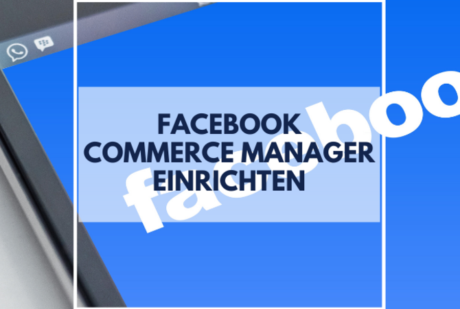 Facebook Commerce Manager