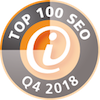 Siegel Top 100 SEO Liste Q4 2018
