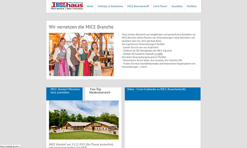 Website Relaunch Referenz Puetter GmbH Illerhaus Marketing