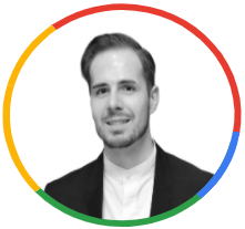 Google Strategic Partner Manager Florian Hessinger